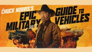 Chuck Norris' Badass Military Vehicles