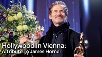 A Tribute To James Horner: Hollywood in Vienna.