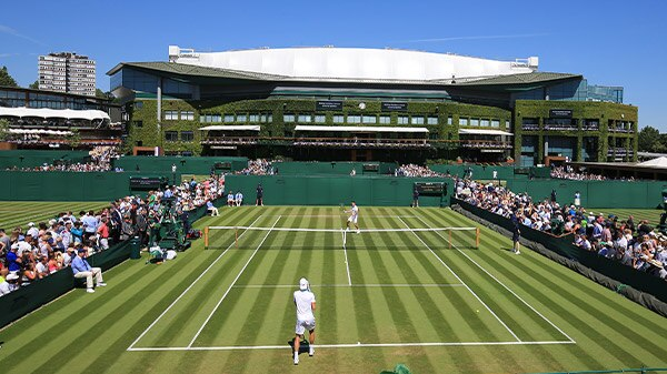 Wimbledon mit Sky X streamen