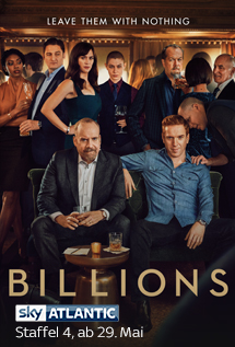 Sky X Fiction - Billions