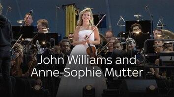 John Williams By Anne-Sophie Mutter: Across The Stars