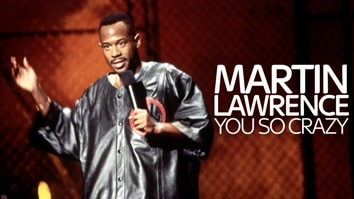 Martin Lawrence You So Crazy