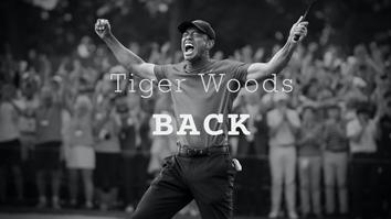 Tiger Woods: Back