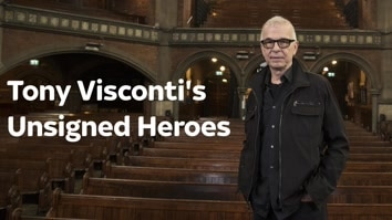 Tony Visconti's Unsigned Heroes